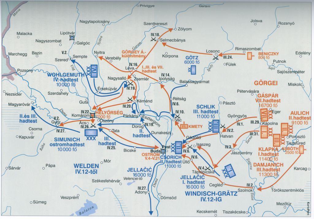 """nagykáta térkép Ma kell győzni, vagy mehetünk vissza a Tisza mögé!"""" – Az isaszegi  nagykáta térkép"""
